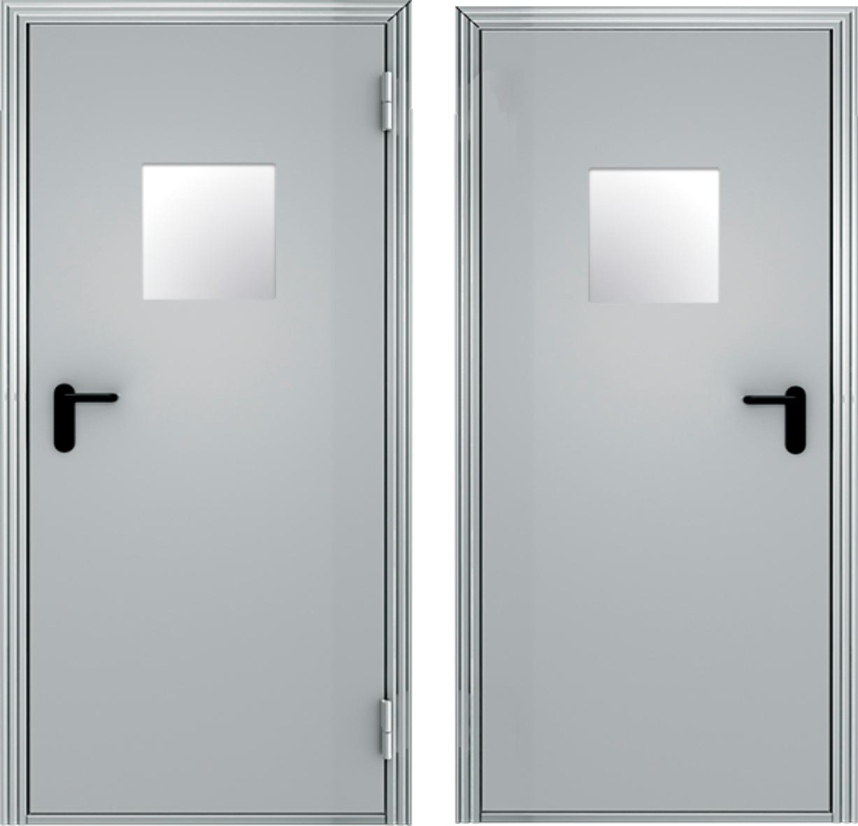 дверь железная 1700 2100